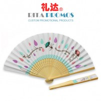 Custom Promotional Folding Fans (RPPFF-1)