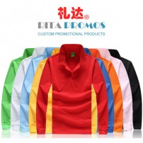Long Sleeve Advertising Polo Shirt (RPPT-2)