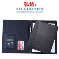 A4 PU Portfolio with Calculator (RPP-3)