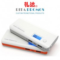 LED Display Power Bank for Promotional Gifts (RPPPB-4)