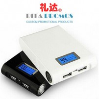 Smart Phone Pocket Charger LED Display Power Bank (RPPPB-5)