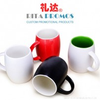 Promotional Drinkware Ceramic Mugs (RPPM-1)