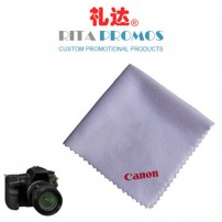 Custom Logo Printing Microfiber Suede Cloth for Camera (RPMFC-004)