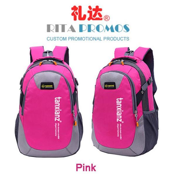 Promotional Outdoor Casual Backpacks School Bags (RPBSB-001P)