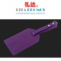 Branded PU Luggage Tags for Promotional Merchandise (RPLT-002)
