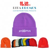 Promotional Branding Knitted Beanie Caps for Events (RPKBC-001)