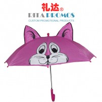 Personalized Kids Umbrella for Girls (RPUBL-044)