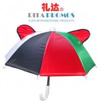 Custom Colorful Kids Umbrella for Events (RPUBL-045)
