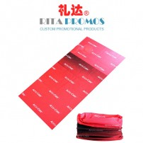 Multifunctional Scarf Sunmask Custom Seamless Headwear for Hikers (RPC-16)
