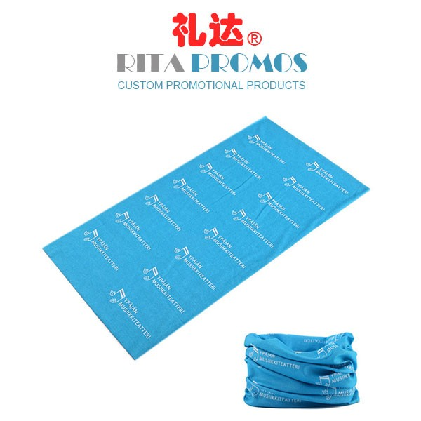 Seamlesss Tube Multifunctional Wear with Personalized Logo Design (RPC-21)
