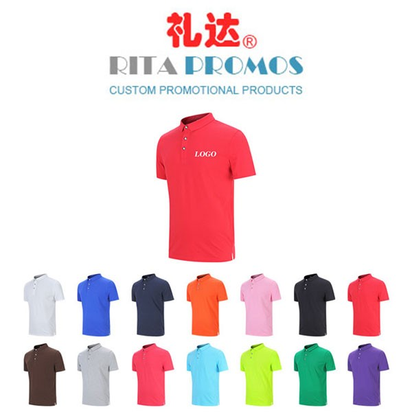 Golf Sports Dry Fit Polo Shirts Work-wear (RPPT-4)
