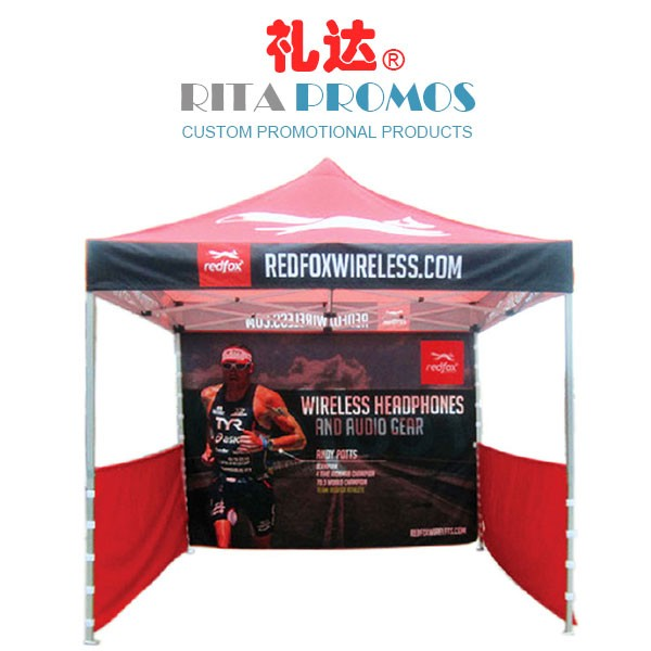 Custom Outdoor Foldable Advertising Tents (RPOAT-001)