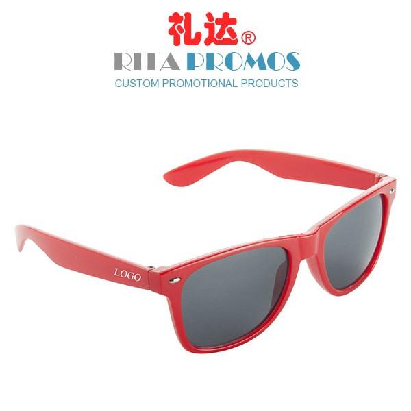 Custom Promotional Sunglasses With Imprinted Logo (RPOSG-6)