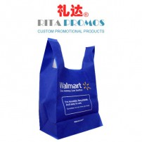Promotional Non-woven Vest Bags for Shopping (RPNVB-1)