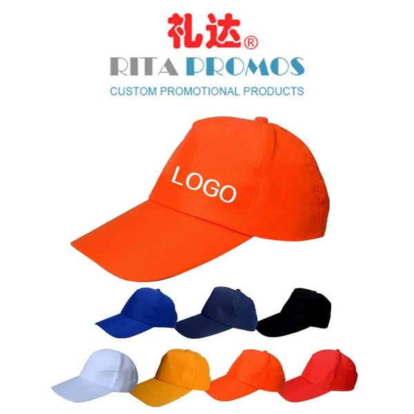 Custom Cheap Promotional Polyester Baseball Hats (RPSH-2)