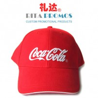 Promotional Cotton Sports Hats Golf Cap with 3D Embroideried LOGO (RPSH-4)