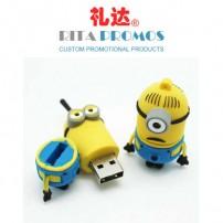 Promotional Cartoon Minions USB Flash Drive (RPPUFD-4)