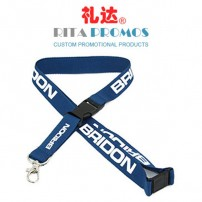 Custom Printed Lanyards for ID Card (RPPL-2)